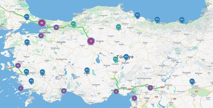 Enerjisa, geniş şarj istasyonu ağına sahip Eşarj'ı satın aldı