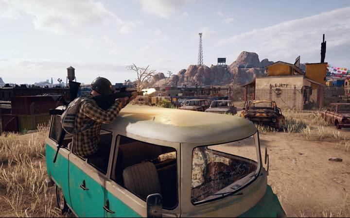 PUBG, telif hakkı ihlali nedeniyle Fortnite'ın yapımcısı Epic Games'i dava etti