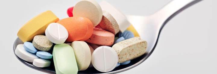 Vitamin ve mineral takviyelerinin çoğu yeterince faydalı değil