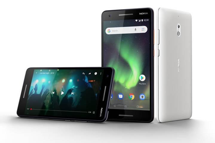 Yeni Nokia telefonları duyuruldu