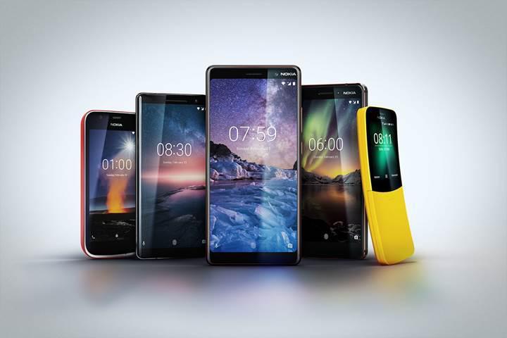 HMD Global açıkladı: Nokia telefonların hepsi Androd P güncellemesi alacak