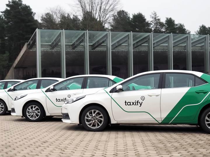Estonyalı araç çağırma hizmeti Taxify 1 milyar dolar değere ulaştı
