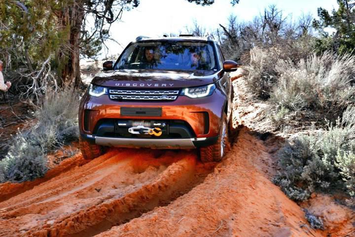 Jaguar Land Rover, sürücüsüz araçlara off-road yeteneği kazandıracak