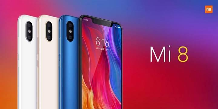 Xiaomi Mi 8 tanıtıldı: İşte özellikleri ve fiyatı
