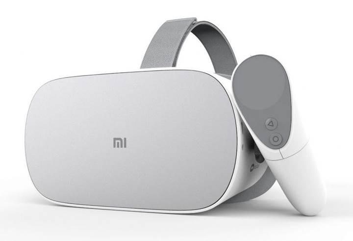 Xiaomi, Mi VR Standalone isimli bağımsız sanal gerçeklik başlığını tanıttı