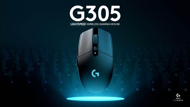 Kablosuz oyuncu faresi Logitech G305, Türkiye'ye geliyor