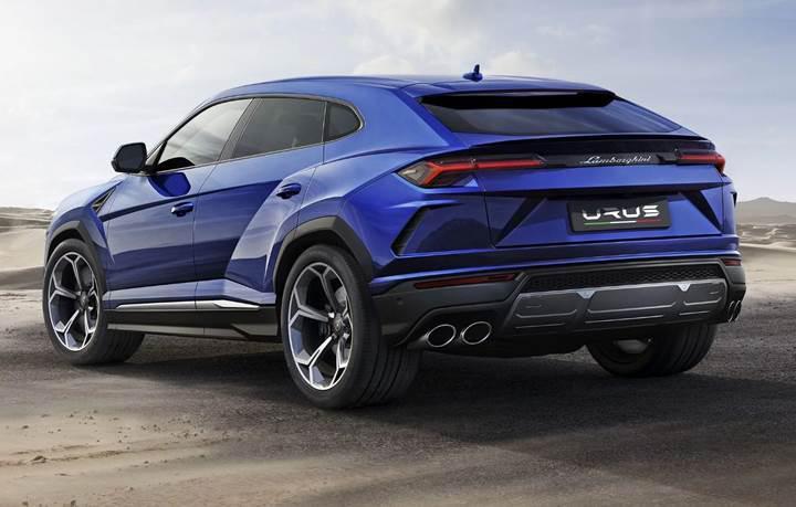 Çinli üreticiler bu kez de Lamborghini Urus'u kopyaladı