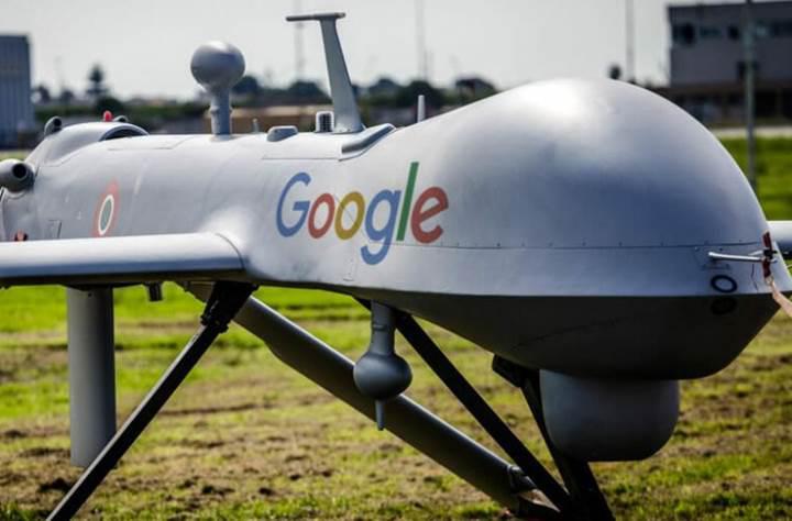 Google'ın askeri drone programı şirketin söylediğinden çok daha kazançlı
