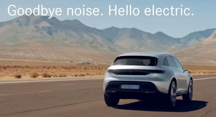 Mercedes'ten motor sesine elveda videosu: