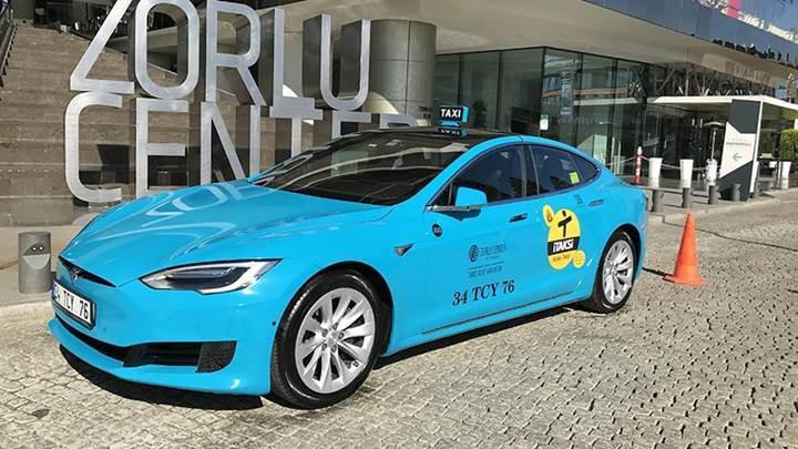 İstanbul taksileri D ve E sınıfı otomobiller ile yenileniyor