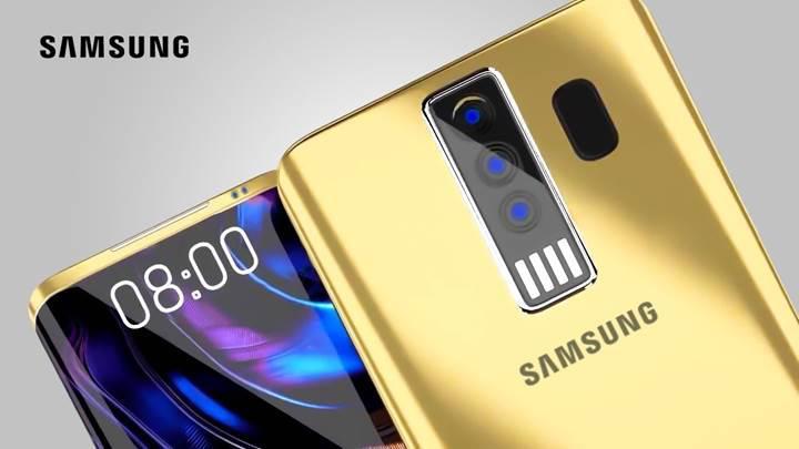 Samsung Galaxy S10 üç arka kamerayla gelebilir
