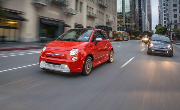 Fiat Chrysler, 2022'ye kadar 30'un üzerinde elektrikli model üretecek