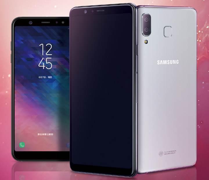 Çift kameralı Samsung Galaxy A9 Star ve A9 Star Lite ön siparişte