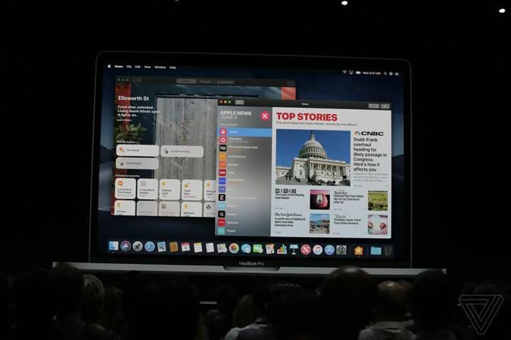 iOS uygulamaları Mac'e geliyor