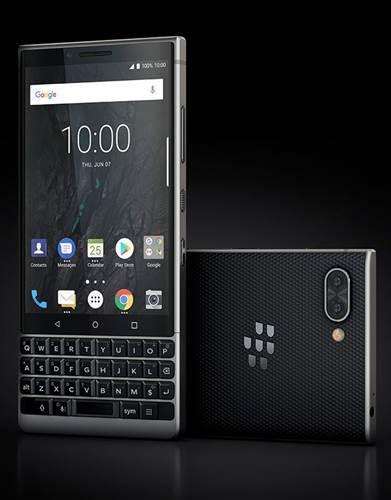 BlackBerry Key 2 resmi görselleri karşınızda