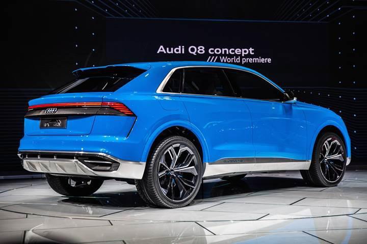 Audi'nin 5G bağlantılı araçları 2020'de yollara çıkacak