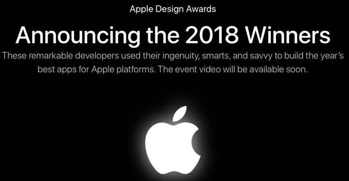 2018 Apple Tasarım Ödüllerini alan uygulamalar açıklandı