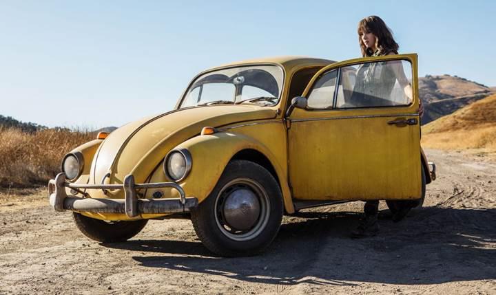 Transformers filmi Bumblebee'nin ilk fragmanı yayınlandı