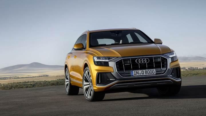Yeni Audi Q8 resmi olarak tanıtıldı; işte tüm detaylar