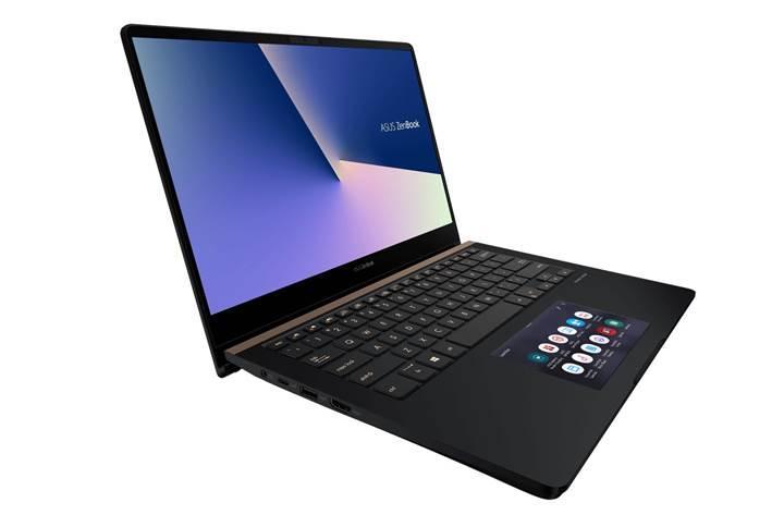 Asus'tan Touch Bar'lı Macbook Pro'ya rakip: ZenBook Pro 15
