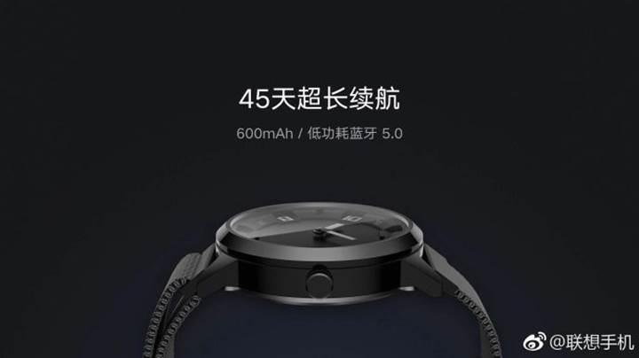 Lenovo tansiyon ölçebilen akıllı saatini tanıttı: Watch X
