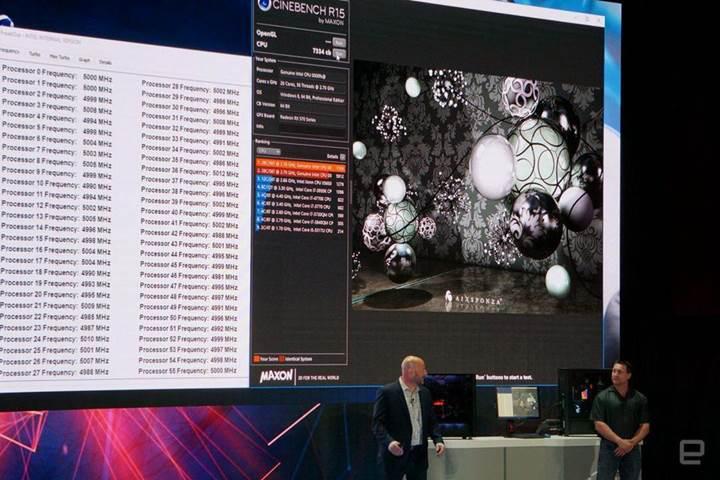 Intel'den 28 çekirdekli işlemci geliyor