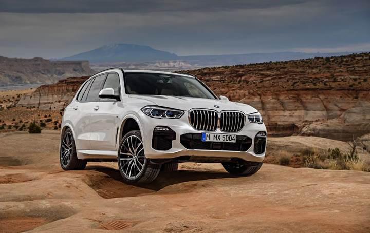 2019 BMW X5 tanıtıldı; yeni arazi paketi ve daha fazlası