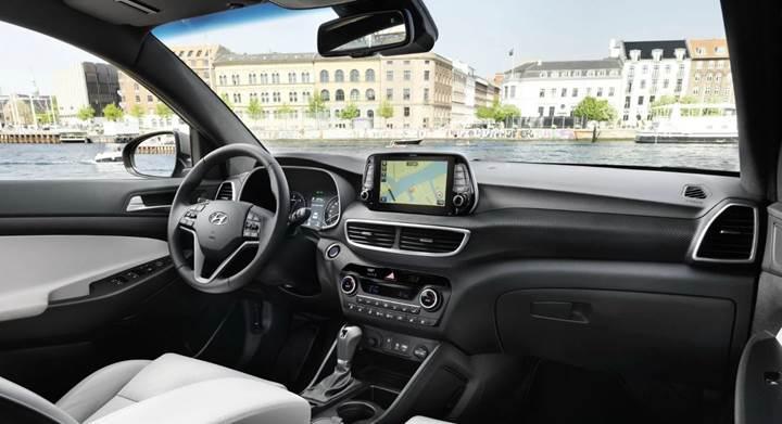 2019 Hyundai Tucson, dizel hibrid versiyonla gelecek