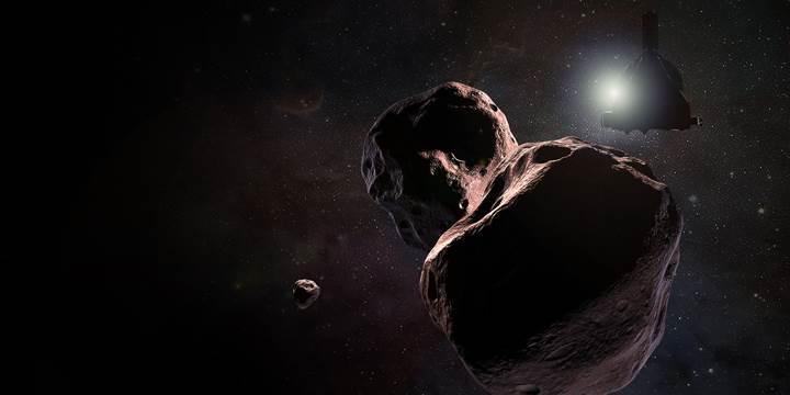 Plüton kâşifi New Horizons, 6 aylık uykusundan uyandı: Yeni hedefine gidiyor