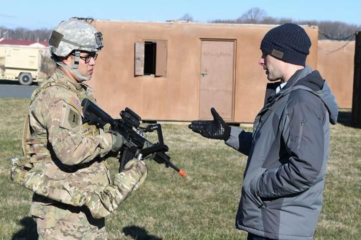 ABD Ordusu, askerleri için
