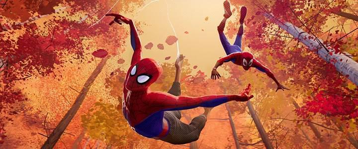 Spider-Man: Into the Spider-Verse'ün yeni fragmanı yayınlandı