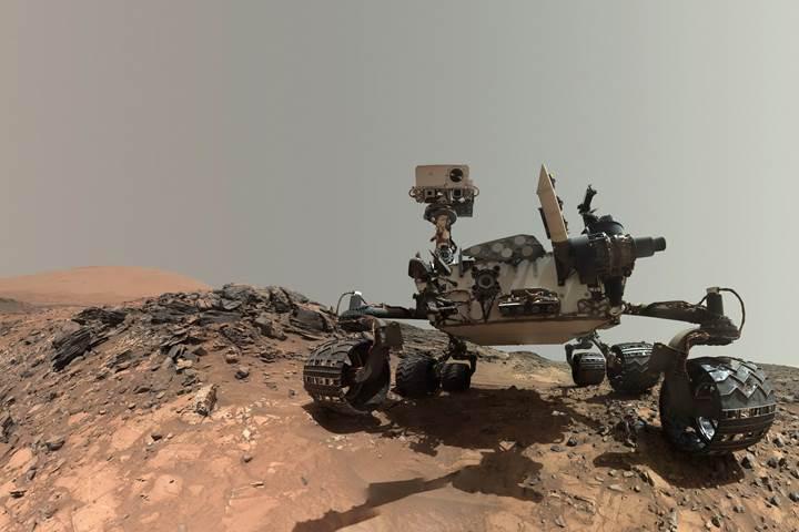 NASA bugün açıklayacak: Curiosity'den heyecan verici Mars keşfi