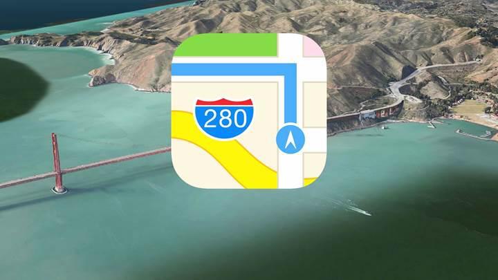 Apple Haritalar artık web sitelerinde kullanılabilecek