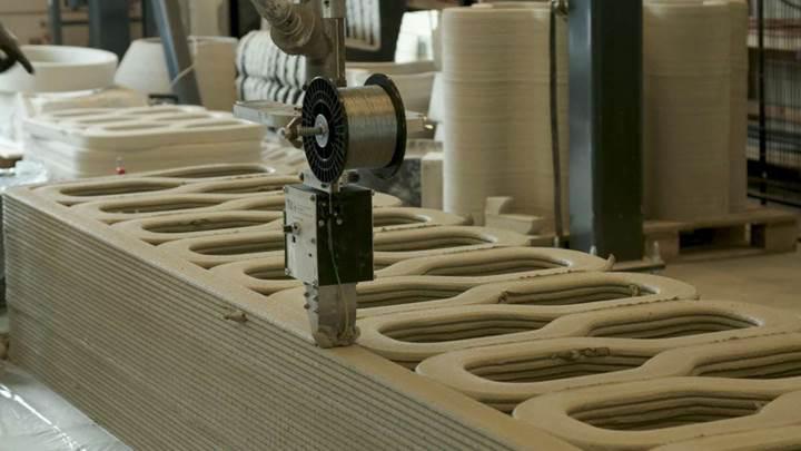 Hollanda, 3D yazıcılarla ev inşa edecek