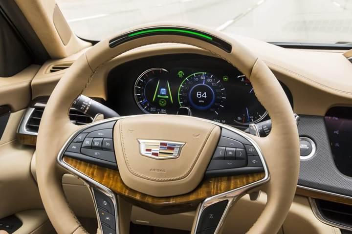 Cadillac, 2020 yılından itibaren tüm modellerine otonom sürüş özelliği ekleyecek