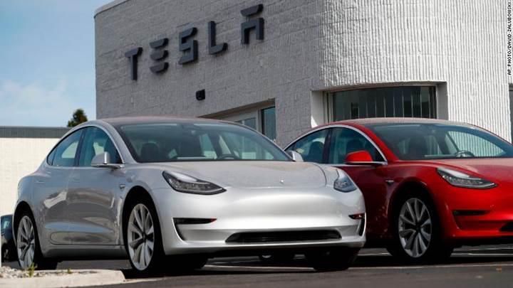 Tesla'nın Model 3 hedefleri şirkete 5 milyar dolar kazandırdı