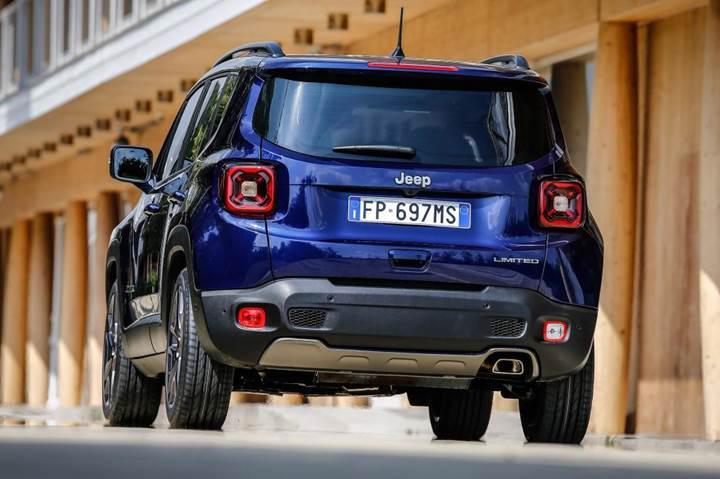 2019 Jeep Renegade tanıtıldı; 1.0 litrelik yeni benzinli motorla geliyor