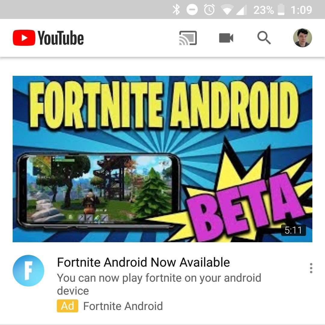 Henüz Android versiyonu olmayan Fortnite'ın sahte apk dosyaları tehlike saçıyor