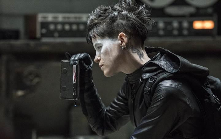 The Girl in the Spider's Web'in ilk fragmanı yayınlandı