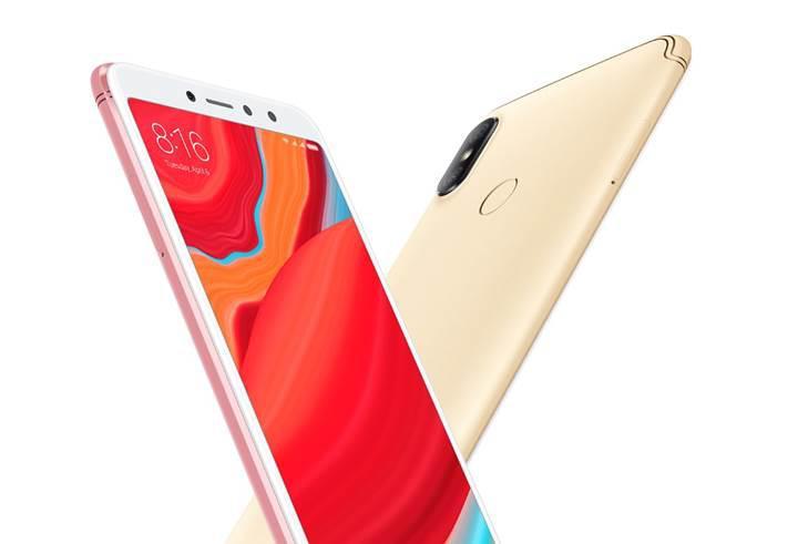 Selfie tutkunlarına yönelik uygun fiyatlı Xiaomi Redmi Y2 tanıtıldı