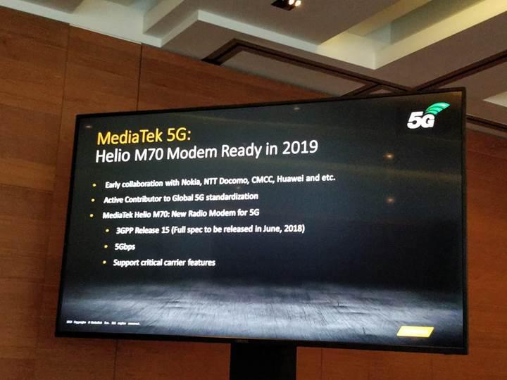 MediaTek'in yeni modemi uygun fiyatlı cihazlara 5G teknolojisini getirecek