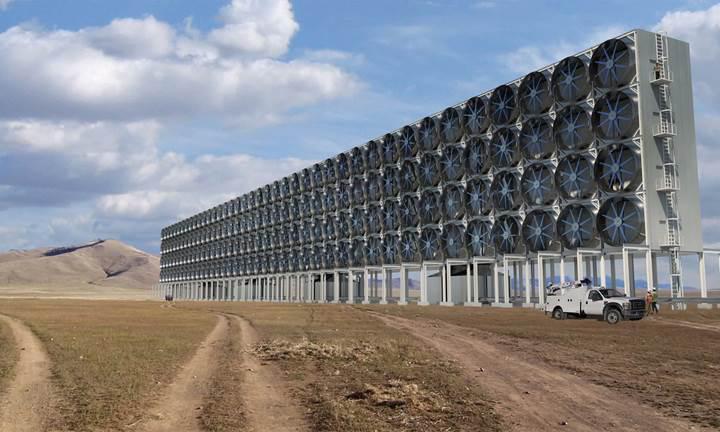 Karbon emisyonuyla mücadelede yeni dönem: Karbondioksiti yakalayıp yakıta dönüştürmek mümkün