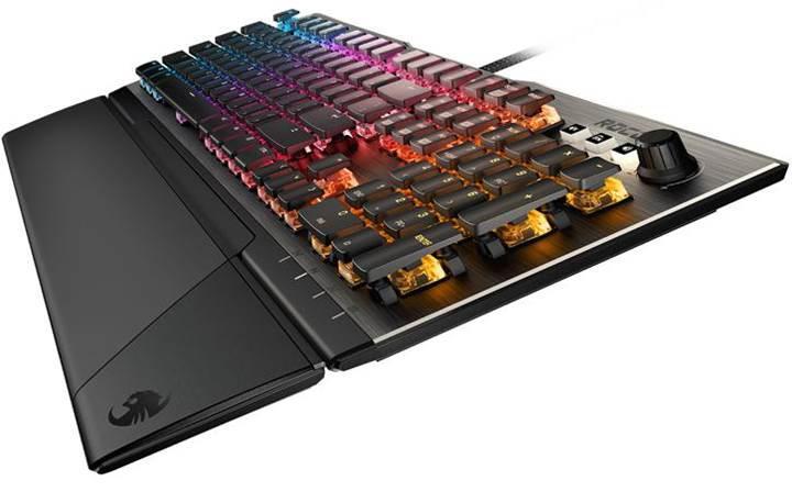 ROCCAT etkileyici görünüme sahip Vulcan klavye serisini duyurdu