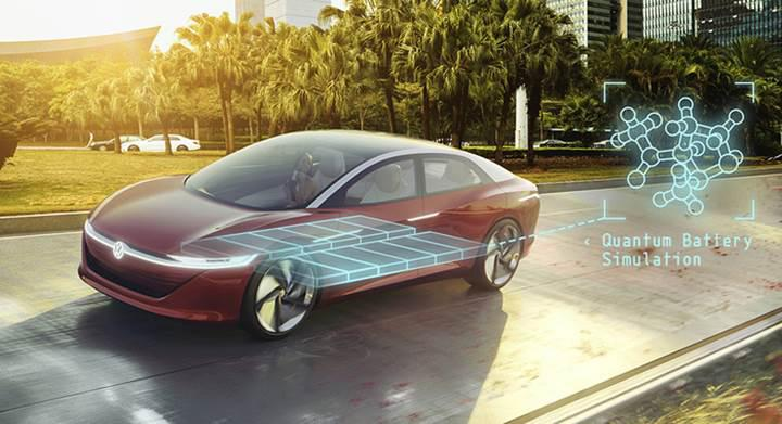 Volkswagen, batarya üretiminde kuantum bilgisayarlardan faydalanacak