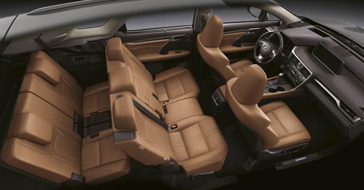 Yeni Lexus RX L Türkiye'de satışa çıkıyor; hibrit motorlu 7 kişilik SUV