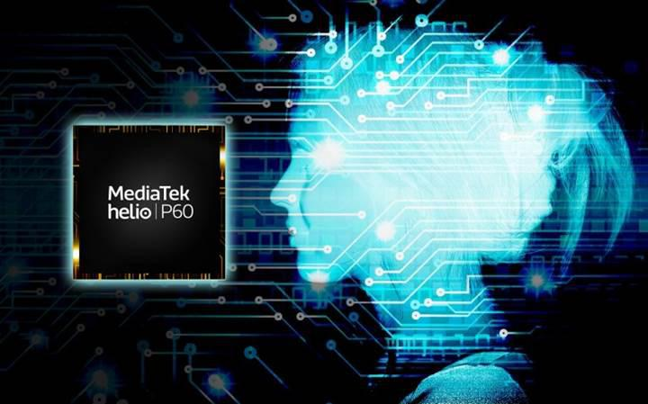 MediaTek'in popüler Helio P60 yonga seti güncelleniyor