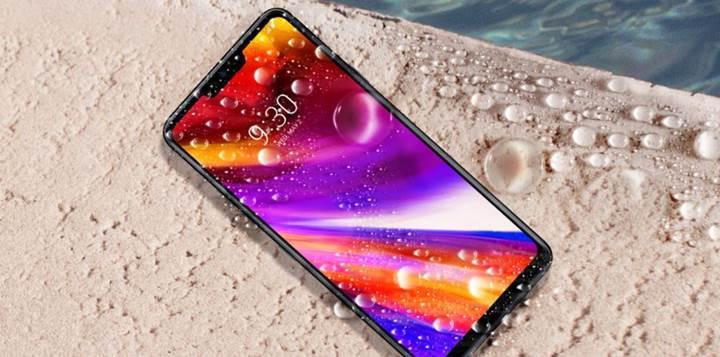 LG G8 ThinQ, 4K ekranla gelebilir