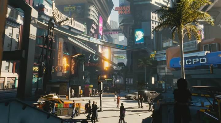 Hasret sona erdi: Cyberpunk 2077'nin oyun içi fragmanı yayınlandı