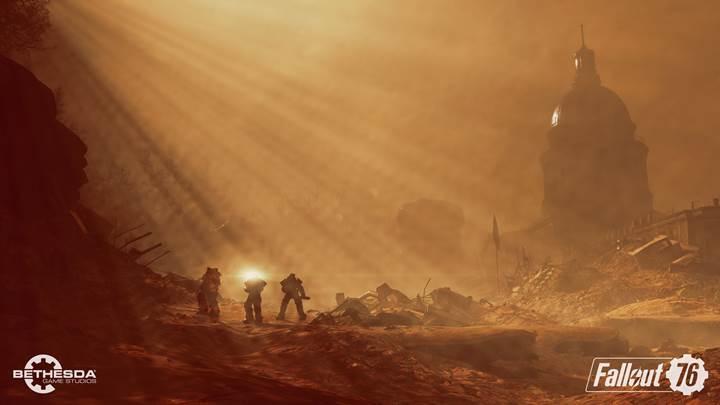 Online hayatta kalma temalı Fallout 76 tanıtıldı!