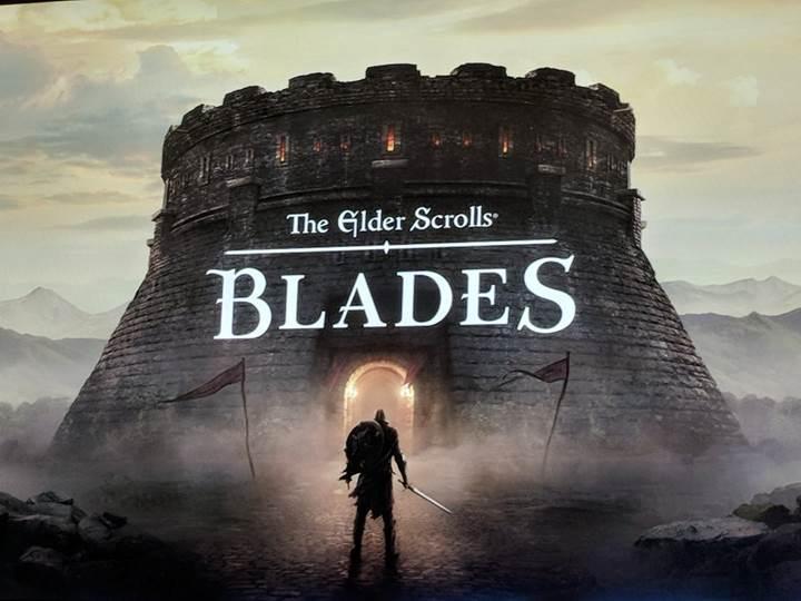 Telefonlara Skyrim geliyor! The Elder Scrolls Blades tanıtıldı